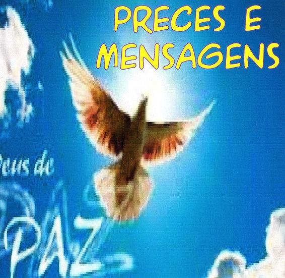 CD PRECES E MENSAGENS DE PAZ