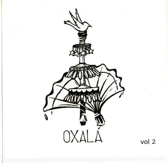 CD OXALÁ Vol. 2