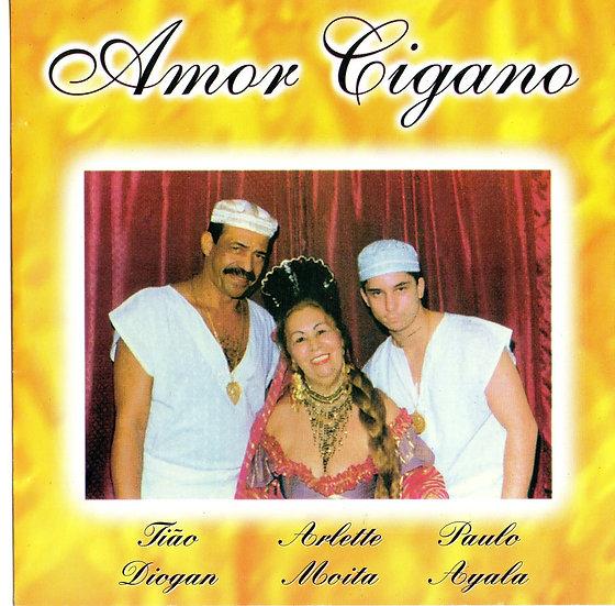 CD AMOR CIGANO
