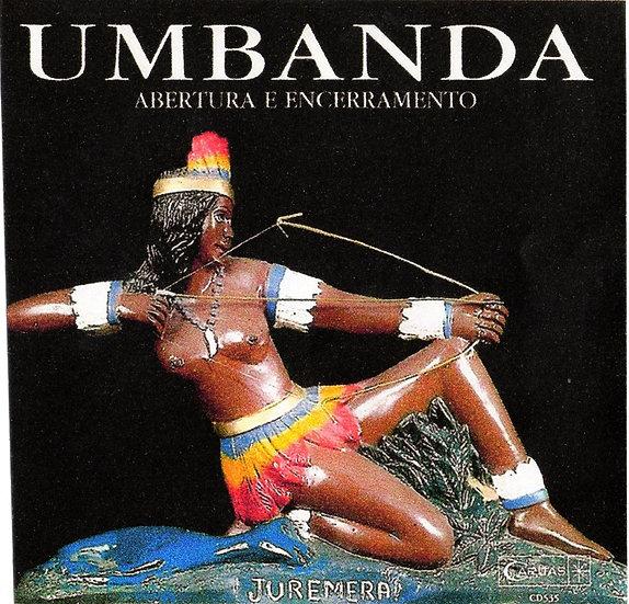 CD UMBANDA ABERTURA E ENCERRAMENTO