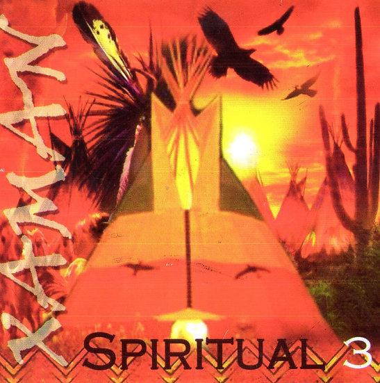 CD XAMAN ESPIRITUAL Vol. 3