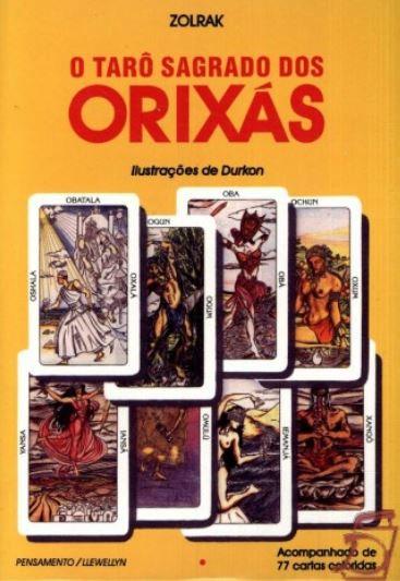 O Tarô Sagrado dos Orixás (Livro + Baralho)