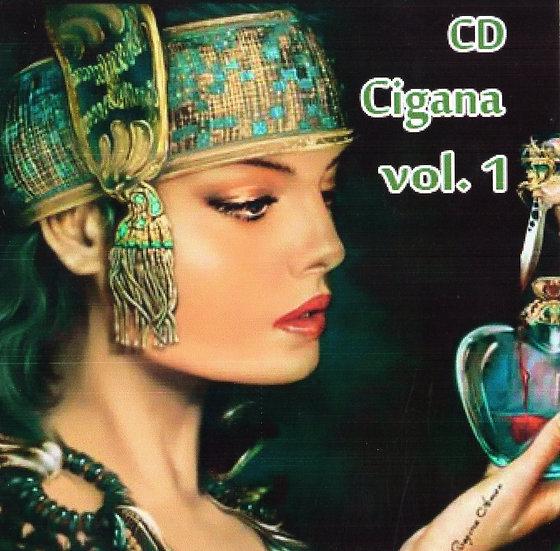 CD CIGANA Vol. 1