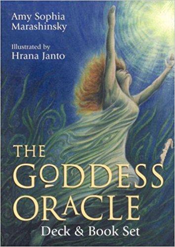 The Goddess Oracle (Livro + Cartas)