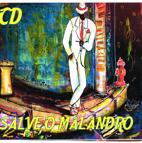 CD SALVE O MALANDRO