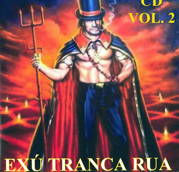 CD EXU TRANCA RUA Vol.2