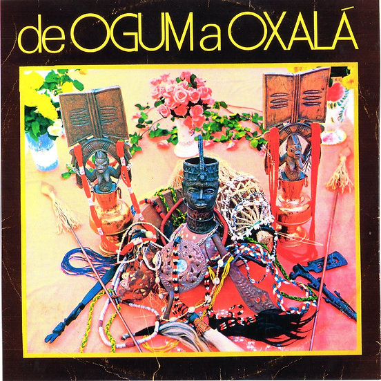 CD DE OGUM A OXALÁ