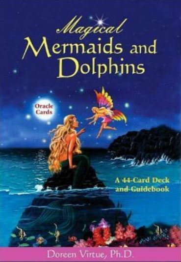 Mermaids and dolphins: um ( 44Card  and Guidebook )