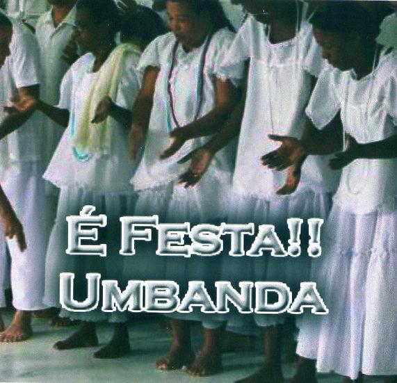 CD É FESTA UMBANDA