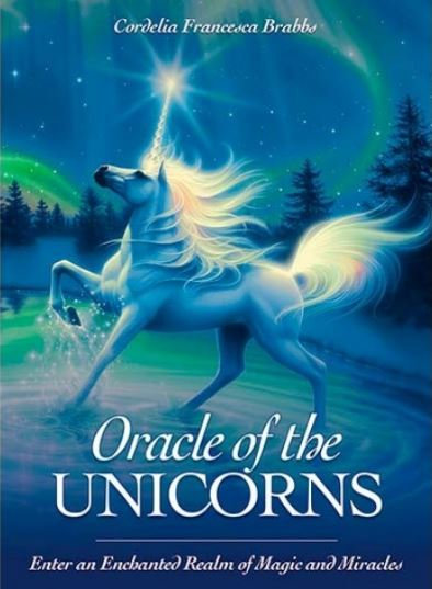 Oracle of the Unicorns ( 44 Cards + Guidebook )
