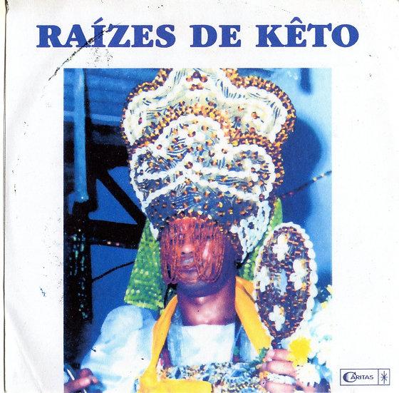 CD RAÍZES DE KÊTO