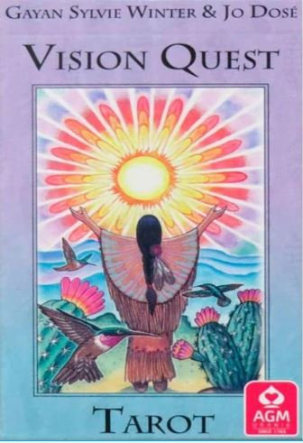 Vision Quest - Native American Wisdom