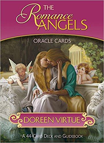 THE ROMANCE ANGEL CARDS - SÓ CARTAS SEM LIVBRETO