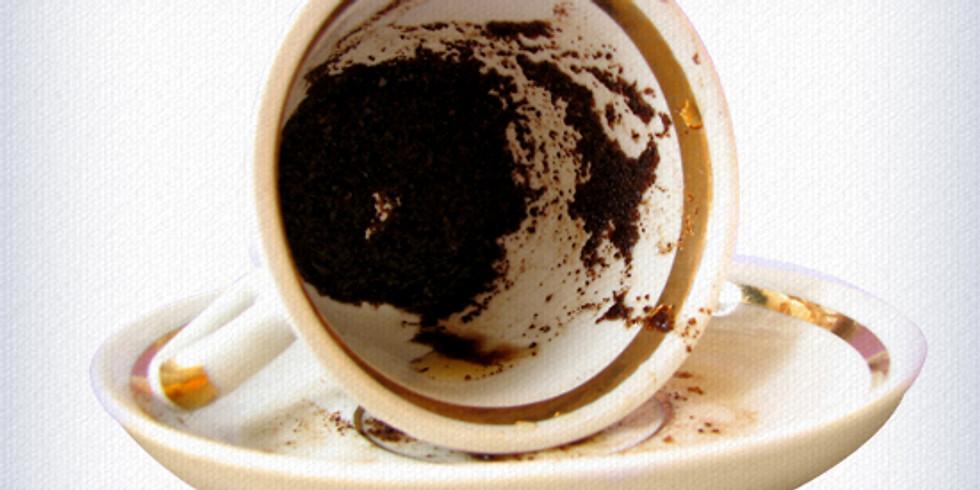 Leitura da Borra de café