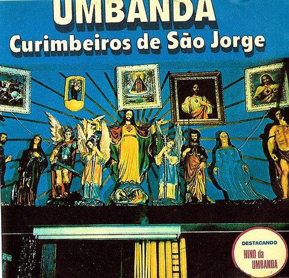 CD UMBANDA - CURIMBEIROS DE SÃO JORGE