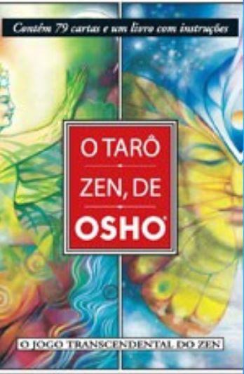 Tarô Zen do Osho - (Livro + Cartas)