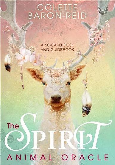 The Spirit Animal Oracle + Um Lindo Presente Você Merece.