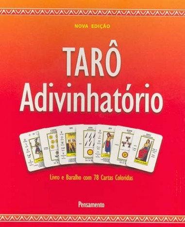 Tarô Adivinhatório (Livro + 78 Cartas)