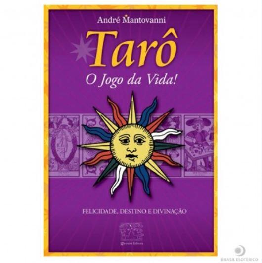 Tarô - O Jogo da Vida (Livro + Baralho de Marselha)