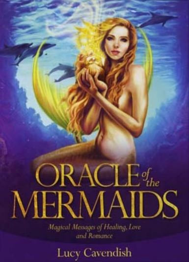 Oracle of the Mermaids ( 45 Cards + Guide book )