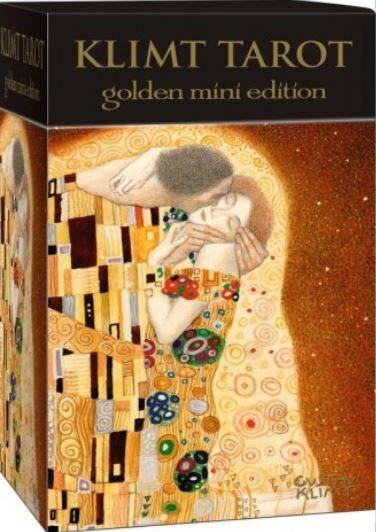 Golden Tarot of Klimt - Edição de Bolso