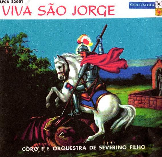 CD VIVA SÃO JORGE