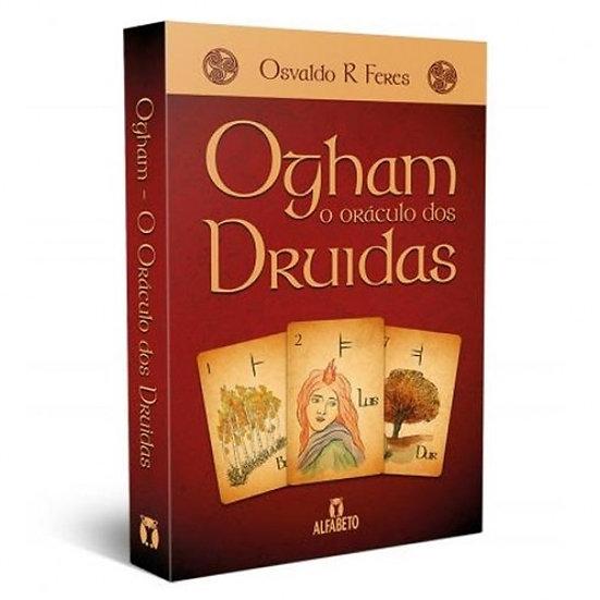 Ogham - O Oráculo dos Druidas (Livro + Cartas)