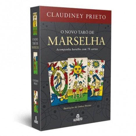 O Novo Tarô de Marselha (Livro + Baralho)