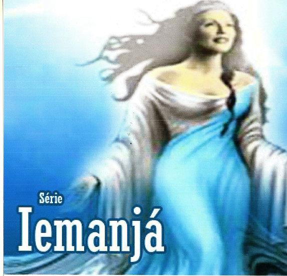 CD SÉRIE IEMANJÁ