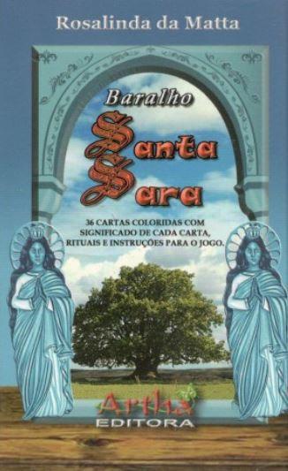 Cartas Ciganas (Livro + Baralho de Santa Sara)