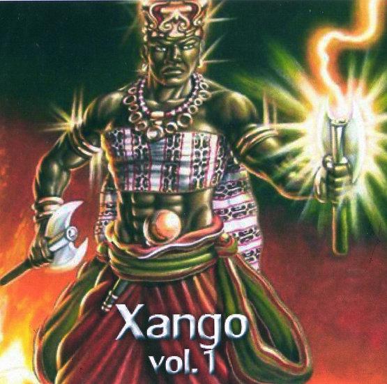 CD XANGÔ Vol. 1
