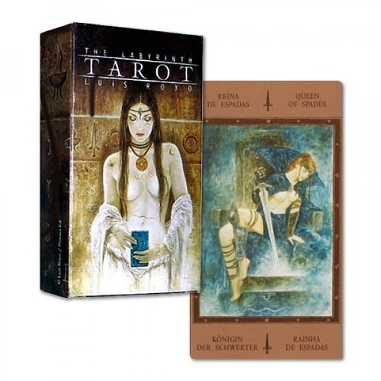 The Labyrinth Tarot - Labirinto Tarô
