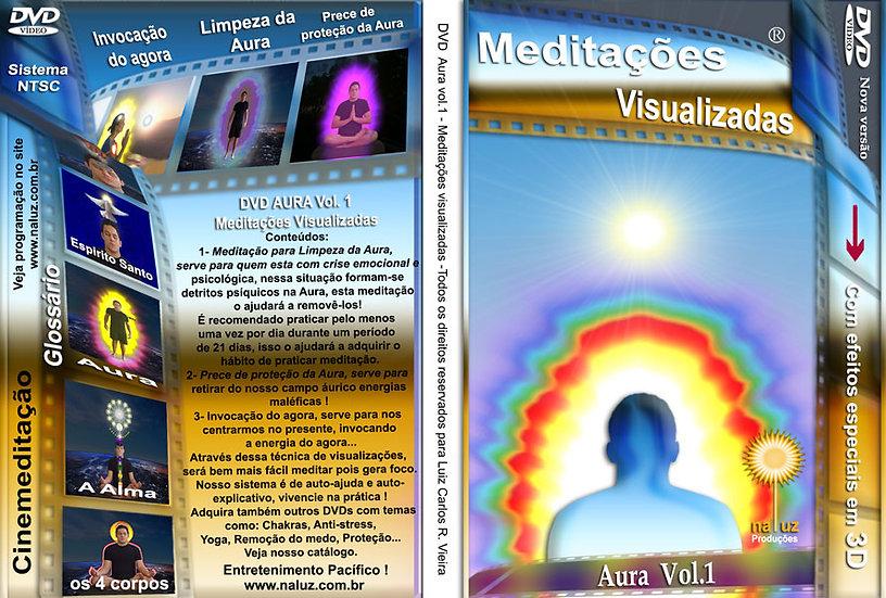 DVD AURA VOL. 1