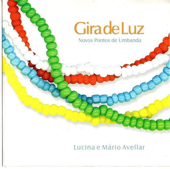 CD GIRA DE LUZ - NOVOS PONTOS DE UMBANDA