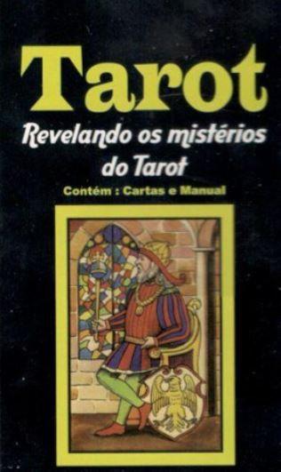Revelando os Mistérios do Tarot - Arcanos Maiores
