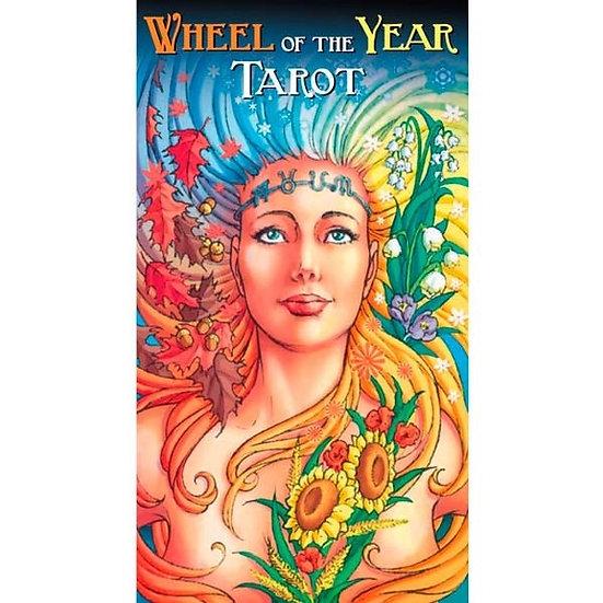 Wheel of the Year Tarot - Tarô das Estações