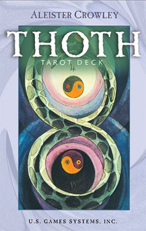 Crowley Thoth Tarot - Tamanho Medio