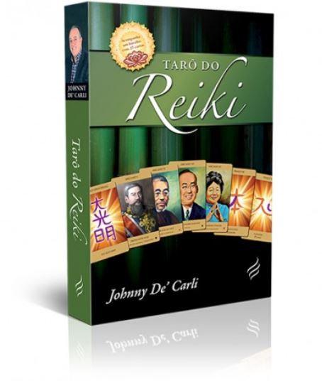 Tarô do Reiki (Livro + Cartas)