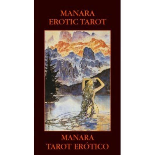 Manara - Erotic Tarot -