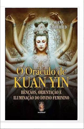 Oraclo De Kuan Yin + Um Lindo Presente Para Você Merece.
