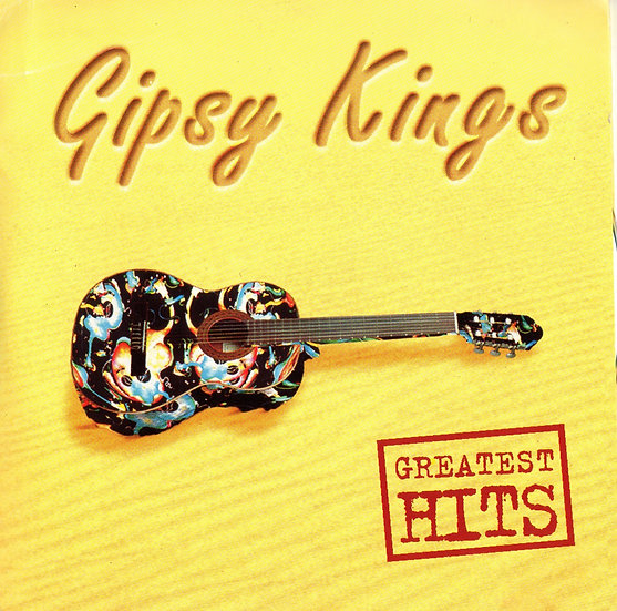 CD GIPSY KINGS - GREATEST HITS