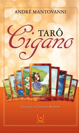 Tarô Cigano (Livro + 36 cartas)