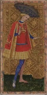 Cary-Yale visconti século XV