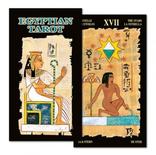 Egyptian Tarot - Tarô Egipcio