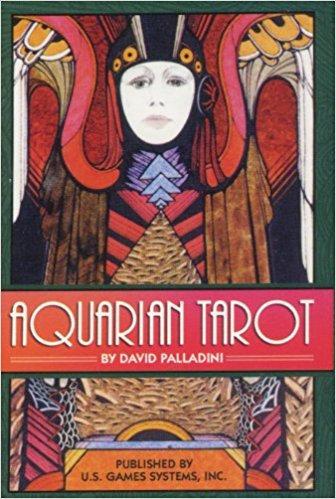 Aquarian Tarot Deck
