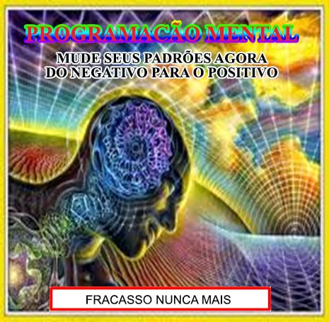PROGRAMAÇÃO MENTAL- FRACASSO NUNCA MAIS
