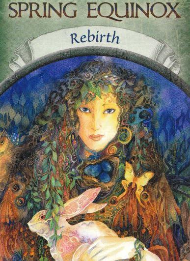 Earth Magic Oracle Cards Pocket Edition ( 48 Cartas & Guidebook )