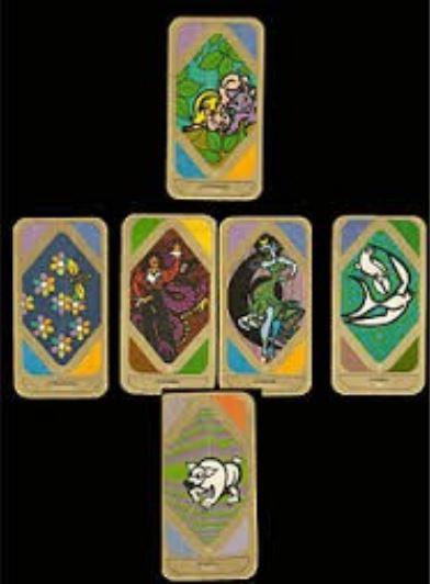 Tarô a Magia dos Ciganos (Livro + Baralho)