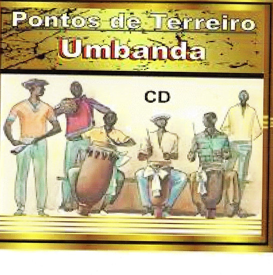 PONTOS DE TERREIRO - UMBANDA