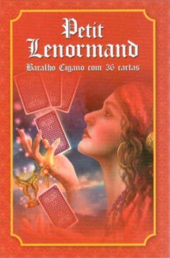 Petit Lenormand - Baralho Cigano